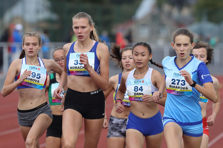 CZ Championship U16 Jablonec Saturday 15