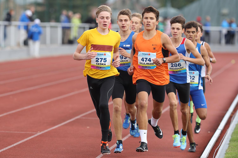 CZ Championship U16 Jablonec Saturday 18