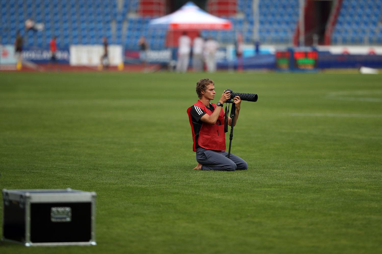 CZ Championship U23 Ostrava Saturday 08