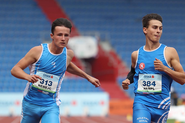 CZ Championship U23 Ostrava Saturday 11