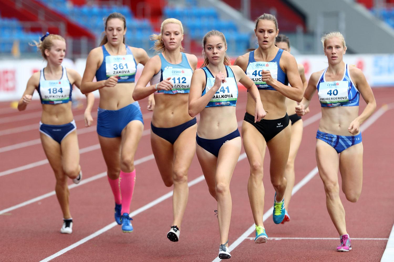 CZ Championship U23 Ostrava Saturday 19