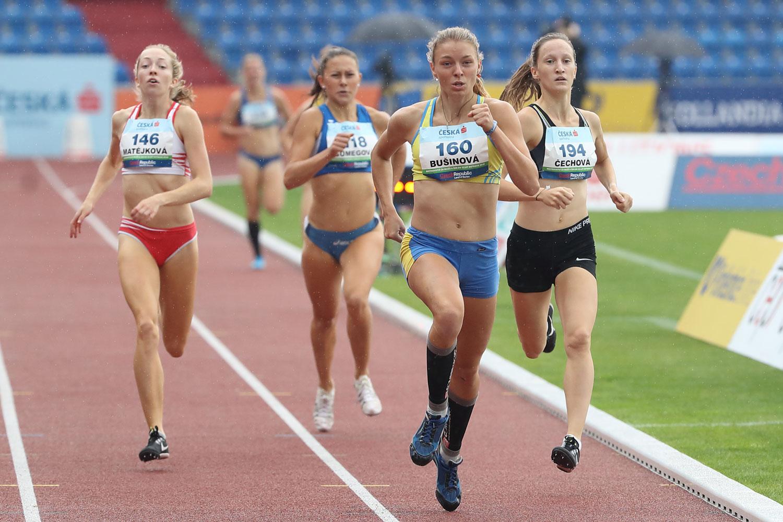 CZ Championship U23 Ostrava Saturday 21