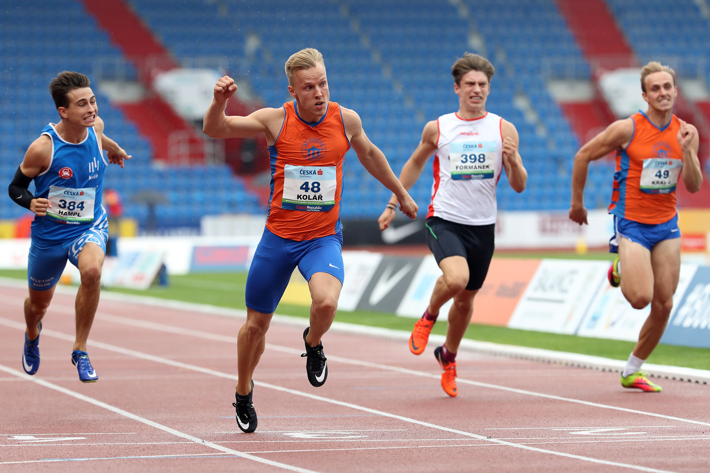 CZ Championship U23 Ostrava Saturday 30