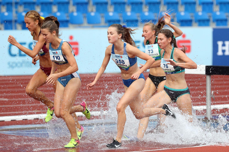 CZ Championship U23 Ostrava Saturday 31