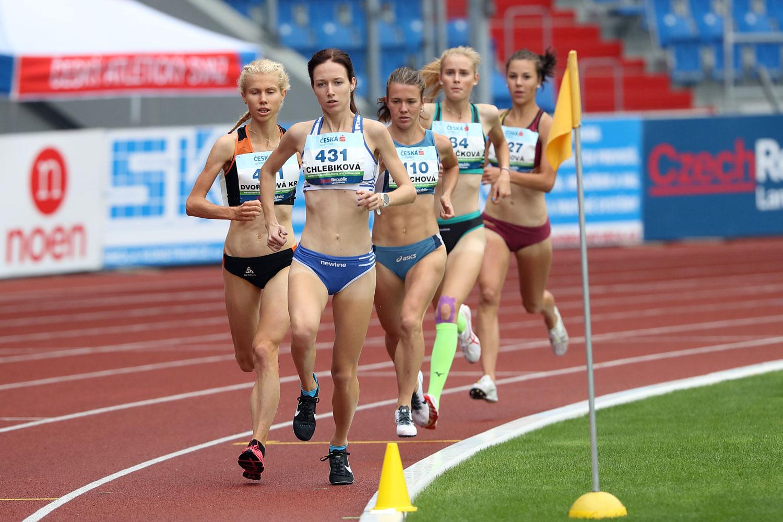 CZ Championship U23 Ostrava Sunday 03