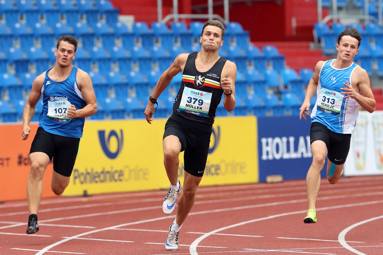 CZ Championship U23 Ostrava Sunday 09
