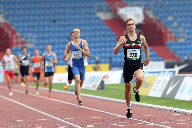 CZ Championship U23 Ostrava Sunday 23