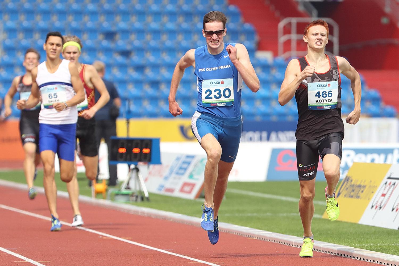 CZ Championship U23 Ostrava Sunday 32