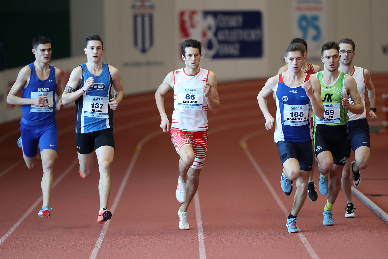 Indoor CZ Championship Ostrava Saturday 04