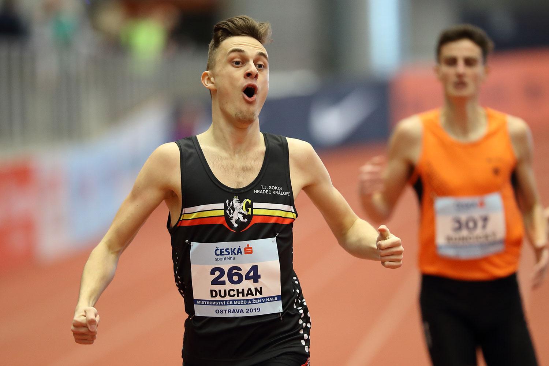 Indoor CZ Championship Ostrava Saturday 07