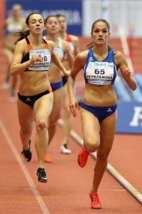 Indoor CZ Championship Ostrava Saturday 12