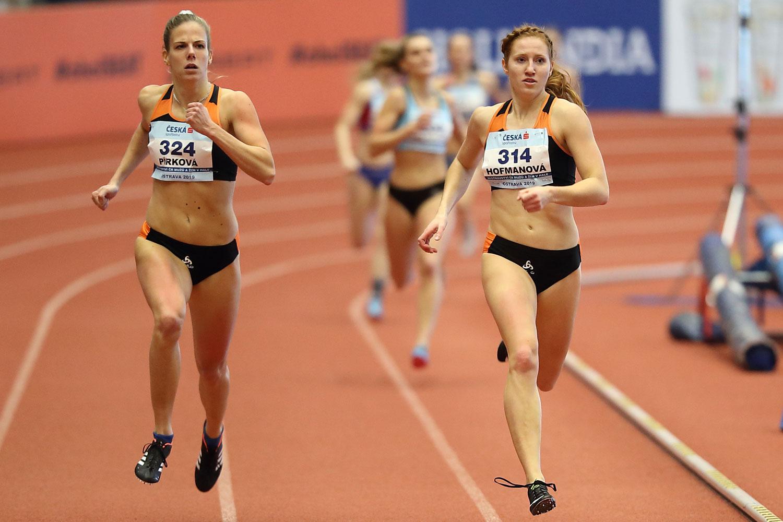 Indoor CZ Championship Ostrava Saturday 13