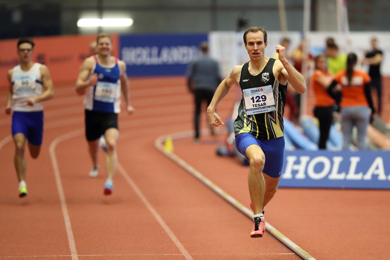 Indoor CZ Championship Ostrava Saturday 14