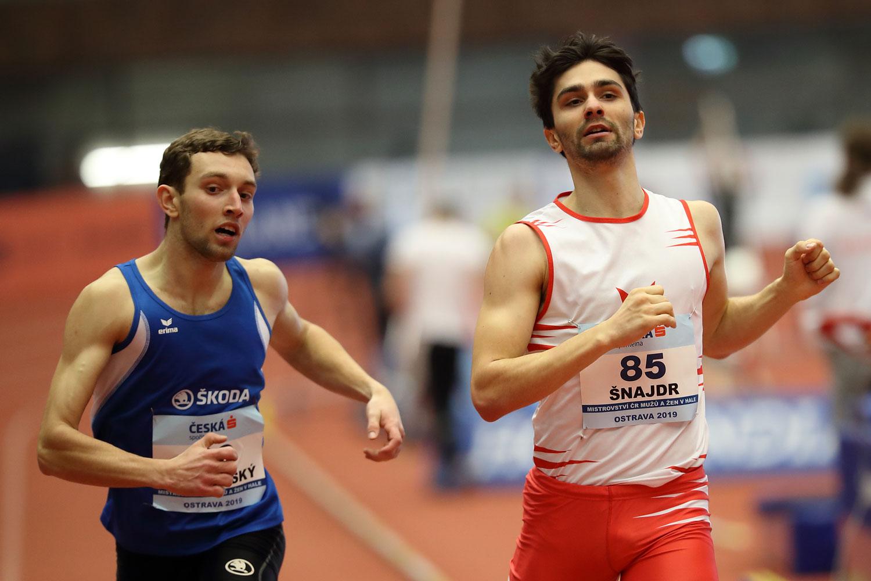 Indoor CZ Championship Ostrava Saturday 15