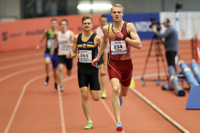 Indoor CZ Championship Ostrava Saturday 16