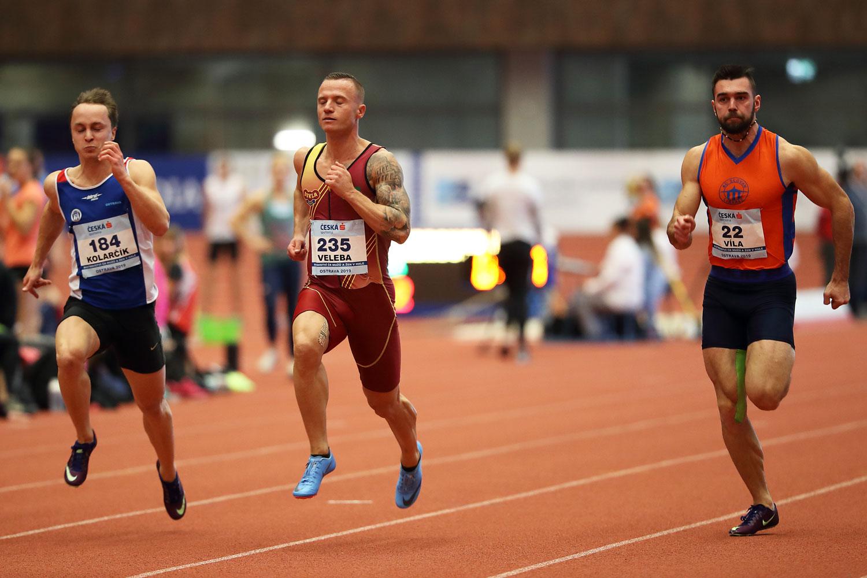 Indoor CZ Championship Ostrava Saturday 23