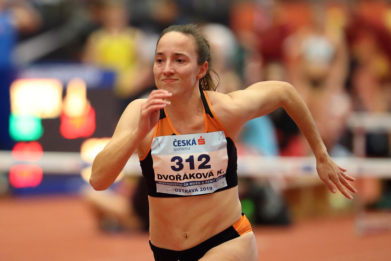 Indoor CZ Championship Ostrava Saturday 25