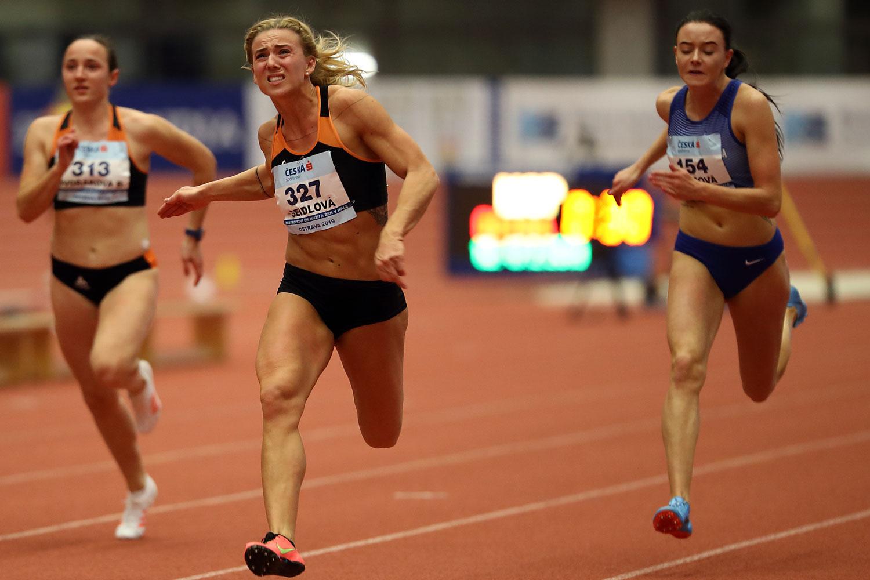 Indoor CZ Championship Ostrava Saturday 28