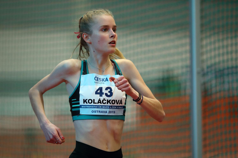 Indoor CZ Championship Ostrava Saturday 31