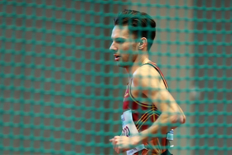 Indoor CZ Championship Ostrava Saturday 36