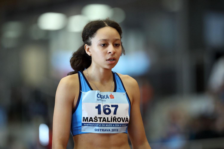 Indoor CZ Championship Ostrava Sunday 06