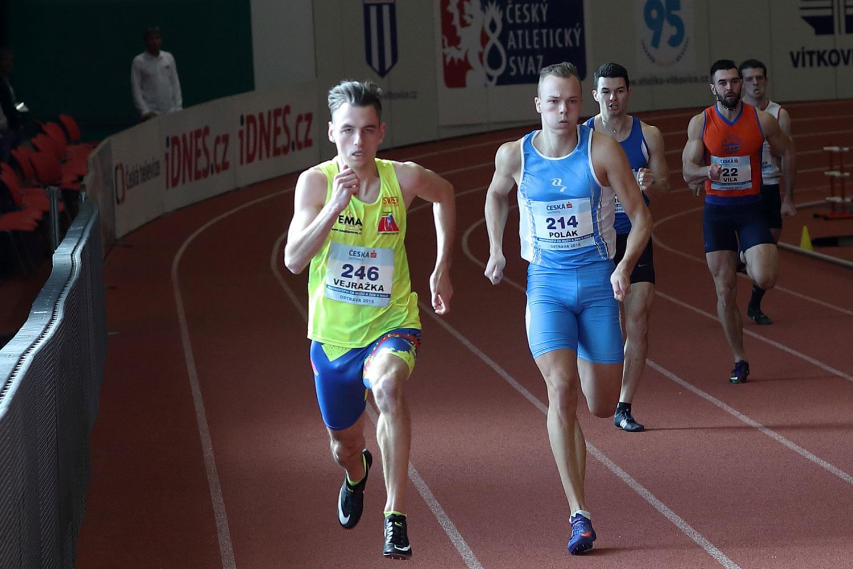 Indoor CZ Championship Ostrava Sunday 12