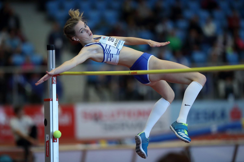 Indoor CZ Championship Ostrava Sunday 18