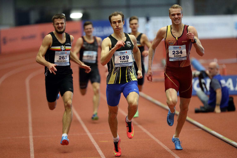 Indoor CZ Championship Ostrava Sunday 23