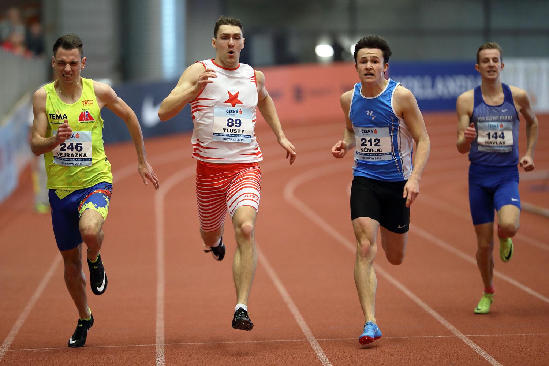 Indoor CZ Championship Ostrava Sunday 28