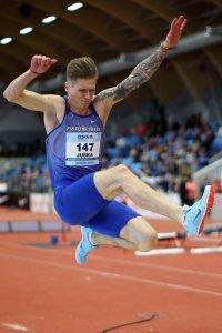 Indoor CZ Championship Ostrava Sunday 32