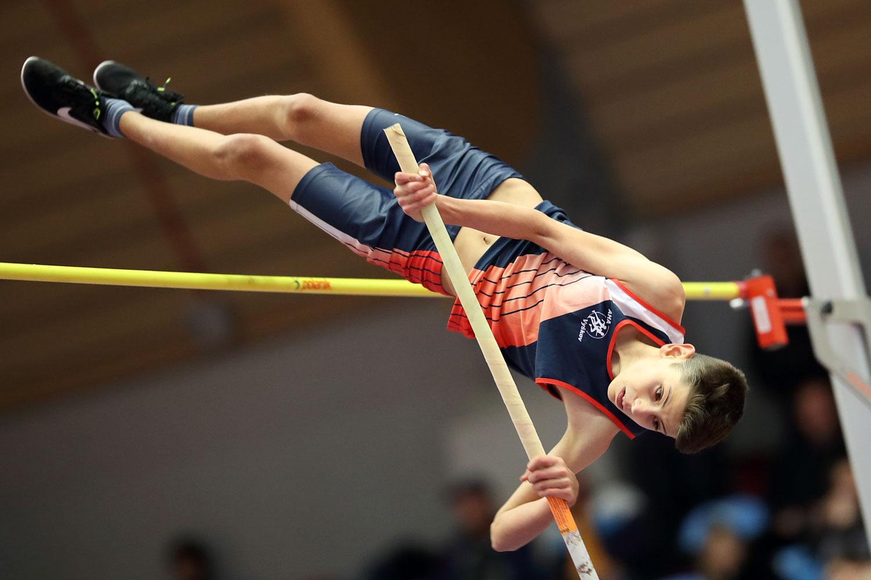 Ostrava Indoor CZ Championship U16 Saturday 10