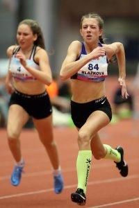 Ostrava Indoor CZ Championship U16 Saturday 18