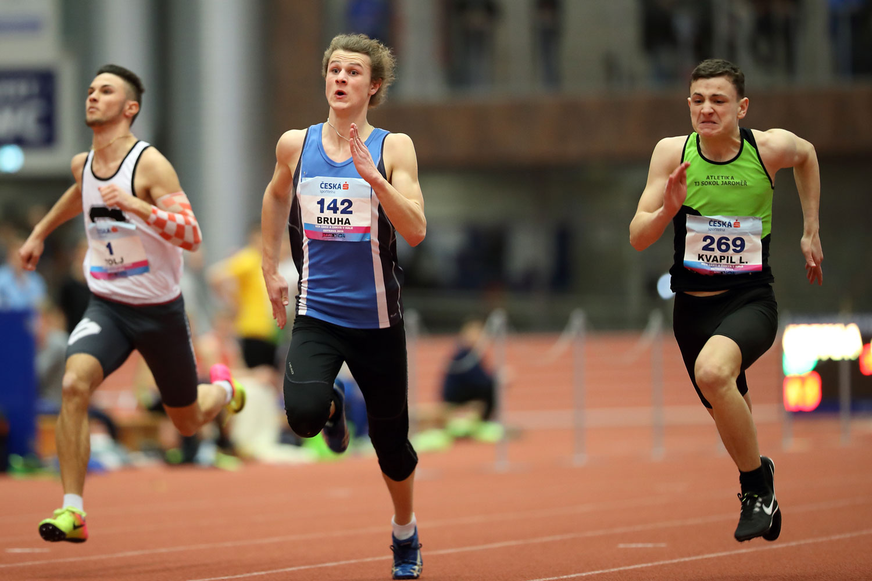 Ostrava Indoor CZ Championship U16 Saturday 20