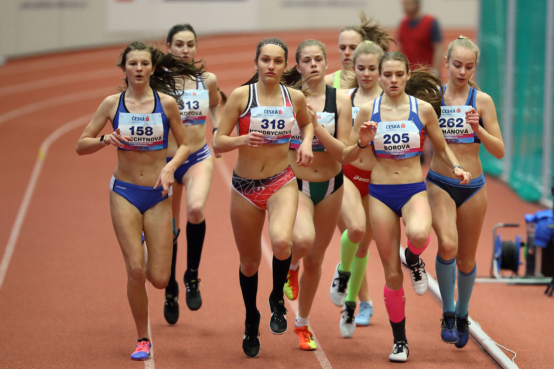 Ostrava Indoor CZ Championship U16 Saturday 24