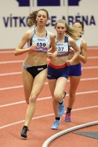 Ostrava Indoor CZ Championship U16 Saturday 28