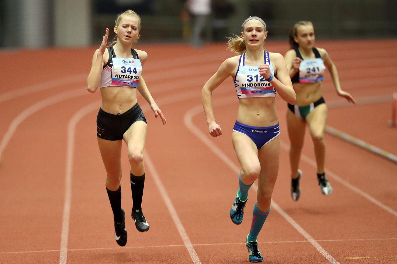 Ostrava Indoor CZ Championship U16 Saturday 32