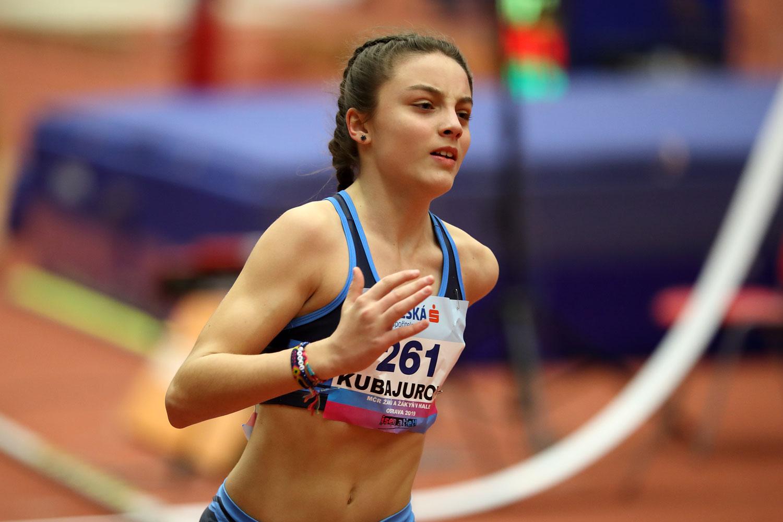 Ostrava Indoor CZ Championship U16 Saturday 33