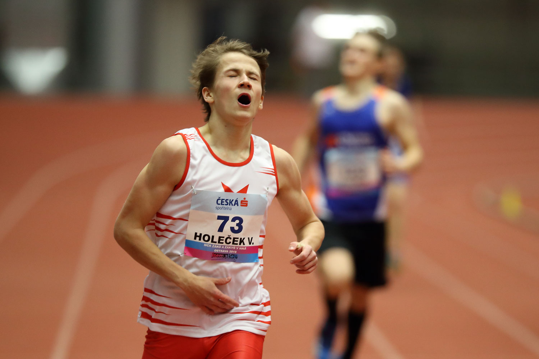 Ostrava Indoor CZ Championship U16 Saturday 36