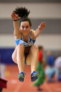 Ostrava Indoor CZ Championship U16 Sunday 22
