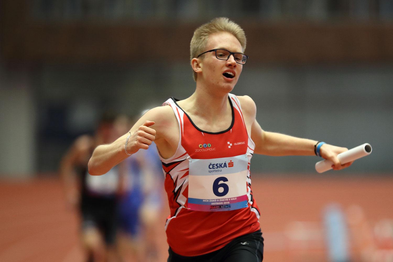 Ostrava Indoor CZ Championship U16 Sunday 36