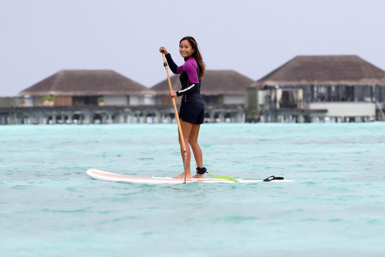 Water sports in Velaa 02
