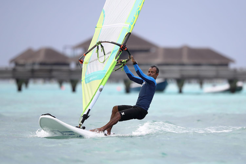 Water sports in Velaa 07