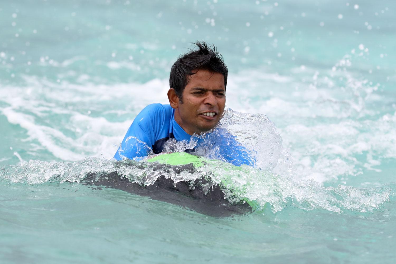 Water sports in Velaa 08