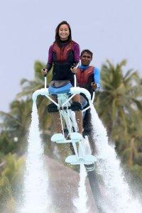 Water sports in Velaa 12