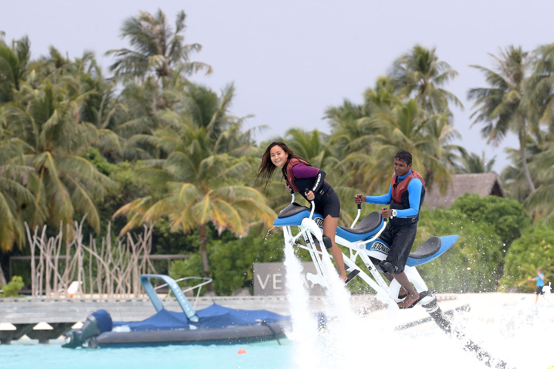 Water sports in Velaa 13