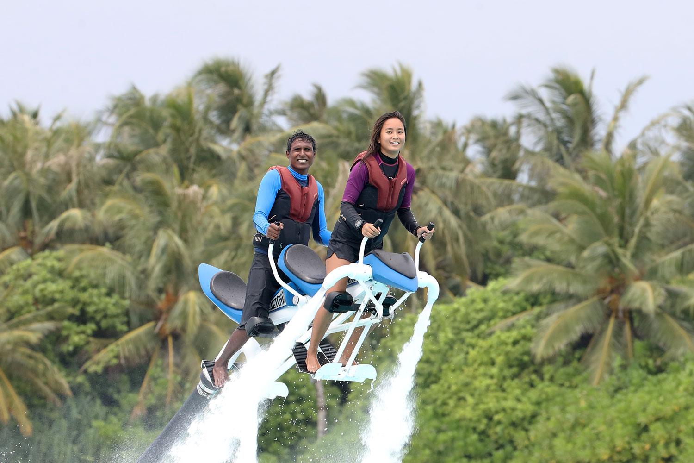 Water sports in Velaa 14