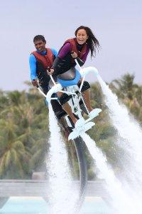 Water sports in Velaa 15