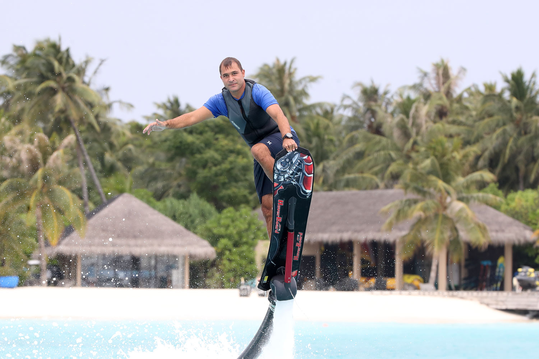 Water sports in Velaa 18