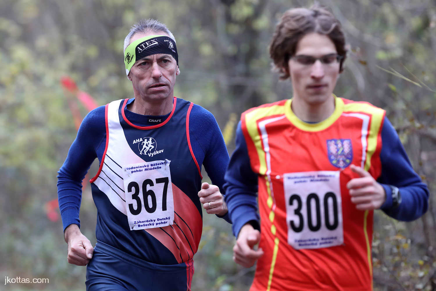 2017_11_11 Cross-Country MS Championship Hodonin
